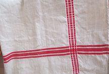 flax linen kitchen towel