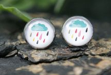 Raindrops keep falling on my head / #raindrops #weather #clouds #rain #teardrop #rainbows #clouds #thunder #lightening #umberella #raindrops #rainbow