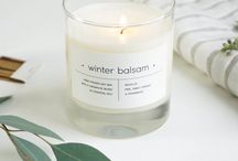 Candle labeling