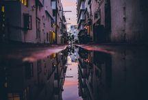 Улицы разных городов и стран