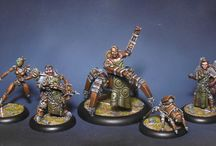Guild Ball - Engineers