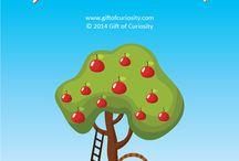 Тема Autumn / Интересные идеи обучения ,сенсорные коробки,печатные листы,игры / by Алиса