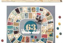 Graphic Design - Board Games