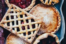 Pies and tarts / by Sophie Hansen