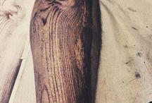 Wood tat