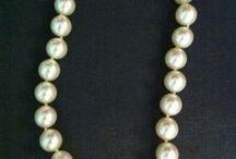 Pearls / Jewelry&Embelishments / by Marisela Spindola
