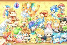 Super Smash Bros / by Pabu the Fire Ferret