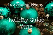Holiday Guide 2013  / holiday tips and gift ideas