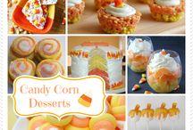 Candy corn / by Kt Hrovat