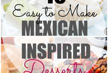 μεξικανικα γλυκα-φαγητα