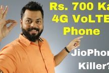 videos JIO PHONE KILLER? Intex Turbo+4G VoLTE Phone For JUST Rs 700!!! https://youtu.be/KoQx-4GAg98