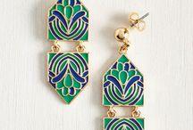JEWELS: earrings