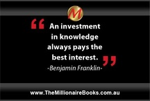 Millionaire Book Quotes
