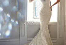 abiti sposa a sirena