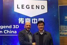 Legend 3D in China