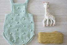 Mini strikk ~ Mini knits