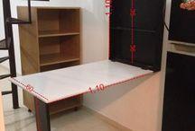 mesas para aplanchar
