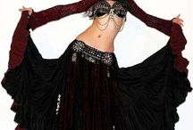 Belly, belly dance
