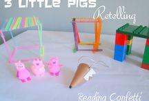 Preschool - Literacy