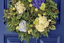 Wreaths / by Gail Corbett