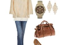 Get in my closet!  / Clothes, fashion, shoes... / by Erin Cavey