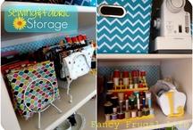 Organized: Craft Supplies