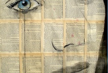 ART: Mixed Media / by Greta Hansen-Money