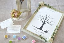 ウェディングツリー/ファブール [ wedding tree / guest book ] / ウェディングツリー [ wedding tree / guest book ]