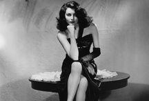 1940s film noir stills