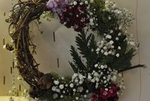 LISA & TEAM'S FESTIVE CRAFTERNOON   Wreath Making / A unique Pinterest board; created especially for an experience at Debbie Bryan   Love Heart Wreath Making   20cm Festive Wreath Making   Floristry   Foraged Flowers   Seasonal Flowers   Foilage   Greenery   Textiles   Embellishment   Paper Craft   Find us @Debbiebryanshop, 18 St Mary's Gate, The Nottingham Lace Market  