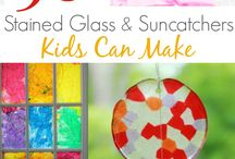 Crafts to do with Kids / Lots of fun crafts to do with kids of all ages!