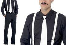 Men's 1920's Style / by Ellen Niz