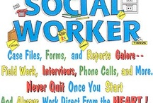Social work!  / by Maria Jarosh