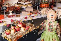 Thanksgiving Food & Dessert Ideas! / Gobble up these delish Thanksgiving food & dessert ideas & how-tos for a class party & friendsgiving!