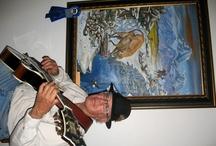 Joe M. Sisneros, Western Artist / by Kris Bock