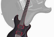 Electric Guitars And Bass Guitars