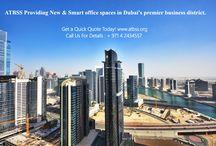 Shared Office Space TECOM Dubai