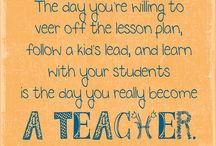 teacher posters and quotes