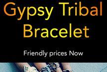 GYPSY TRIBAL BRACELEYS
