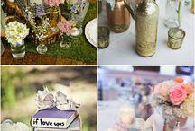 bridal shower- Lovie vintage 1950s