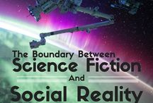Social Science Fiction Quotes / Quotes from social science fiction authors about society.