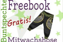 freebooks Gratis-Schnittmuster freebies Stickdateien