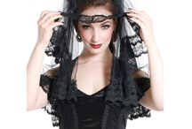 Collection 2012 / Gothic clothing and accessoires.  Designed with a passion, made with love.