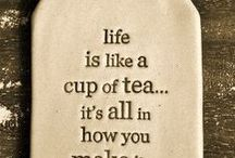 Inspiring tea pictures / Loose tea inspiration at its best