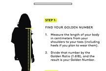 Body shape, fashion, how to