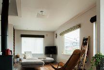 リビング / Living Room