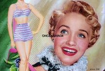 Jane Powell paper doll