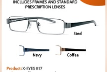 X Eyes / Fab range of new frames from Opticalrooms. Frames include frame and lenses, standard powers only. Email info@opticalrooms for any inquiries. www.Opticalrooms.com