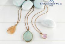 Colours & Stones / Gioielli in argento 925, zirconi e pietre preziose e semipreziose