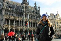 Europe winter travel